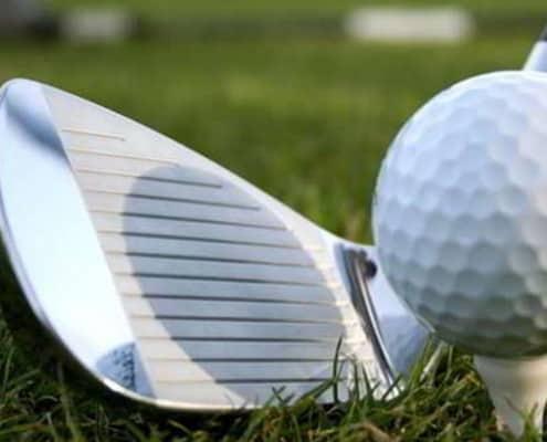 Golf. KRZYSZTOF URNANOWICZ