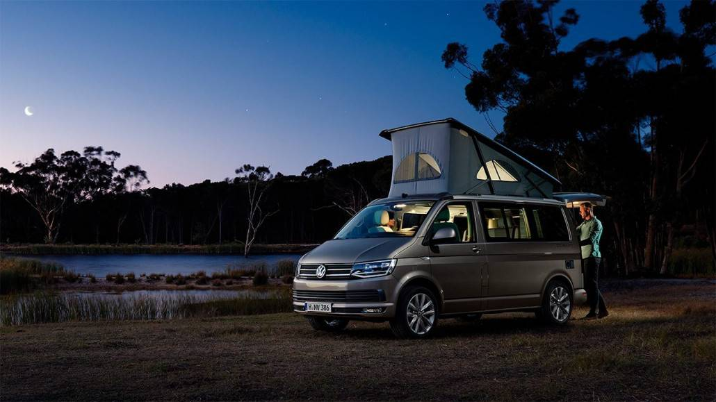Vw California Tenerife Rent A Car Tenerife